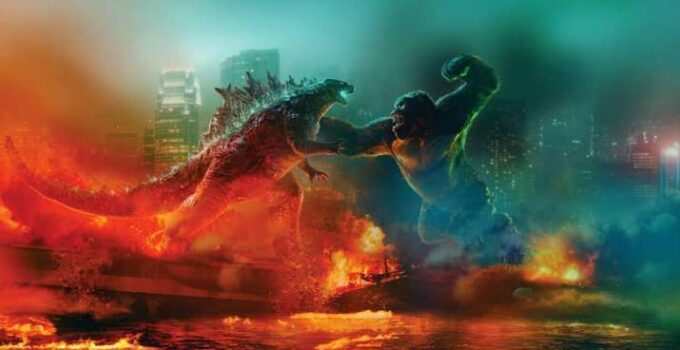 Latest Hollywood Godzilla vs Kong