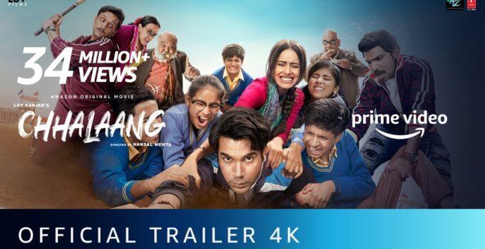 Chhalaang Full Movie